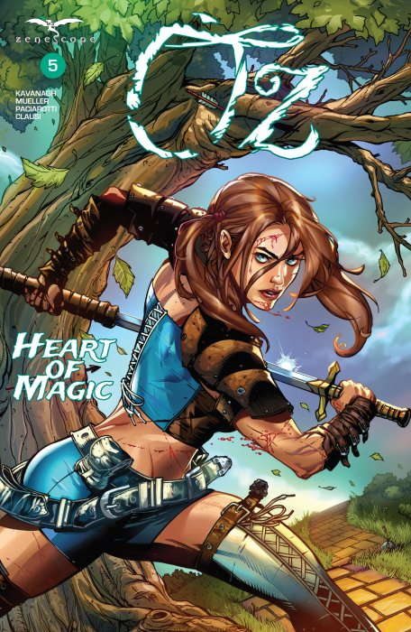 Oz - Heart of Magic #5