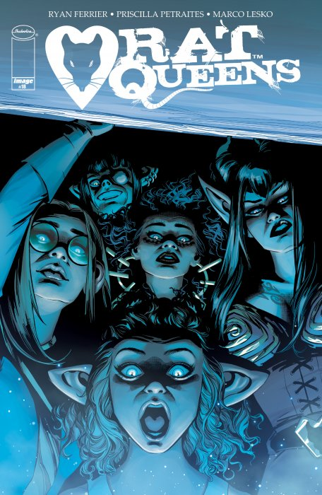 Rat Queens Vol.2 #18