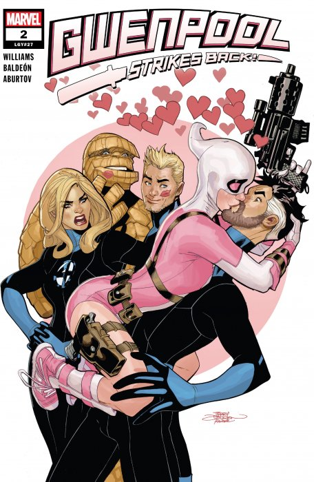 Gwenpool Strikes Back #2