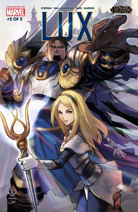 League of Legends - Lux #5