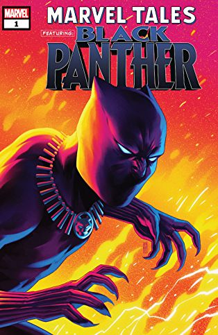 Marvel Tales - Black Panther #1