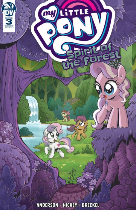 My Little Pony - Spirit of the Forest #3
