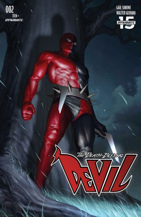 Death-Defying ´Devil #2
