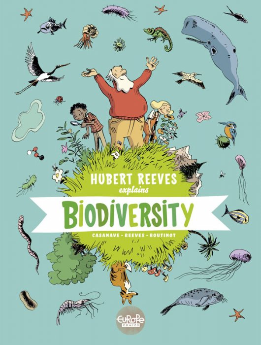 Hubert Reeves Explains #1 - Biodiversity