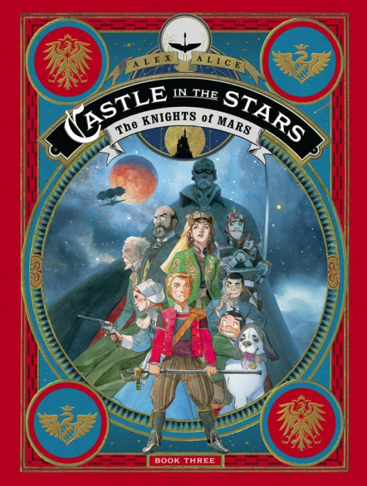 Castle in the Stars #3 - The Knights of Mars