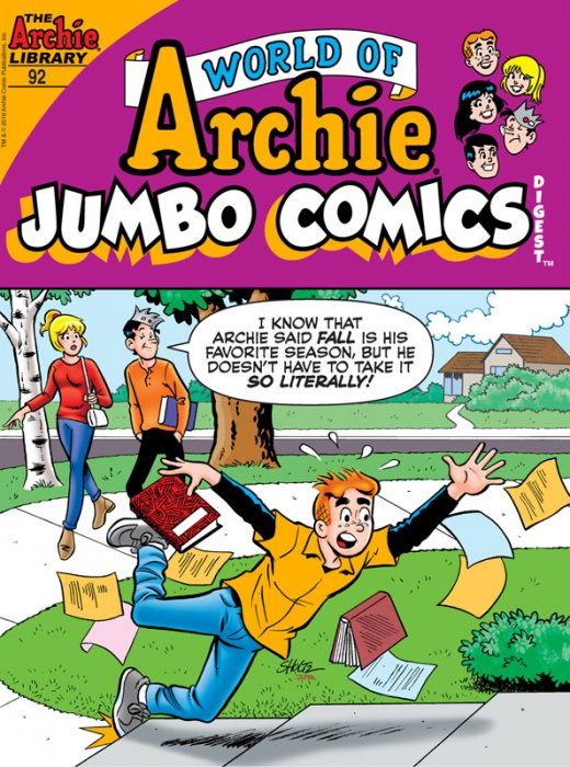 World of Archie Comics Double Digest #92