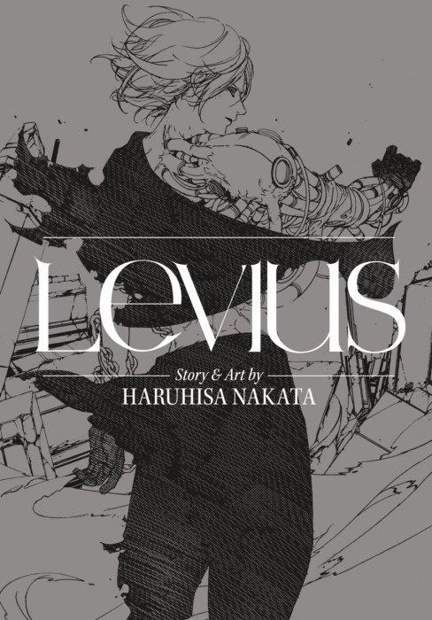 Levius #1 - HC