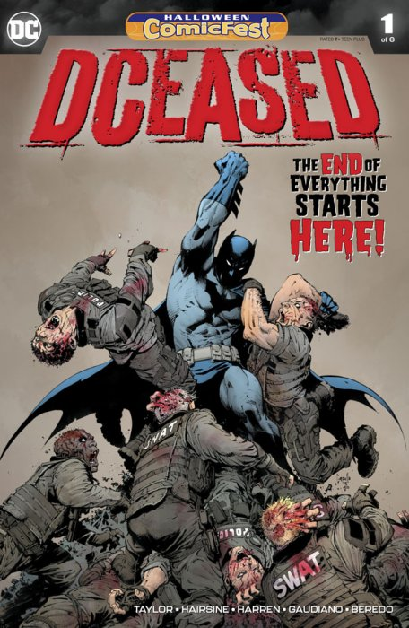 DCeased Halloween ComicFest Special Edition #1