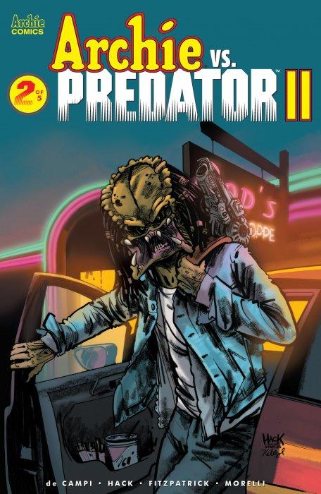 Archie vs. Predator II #2