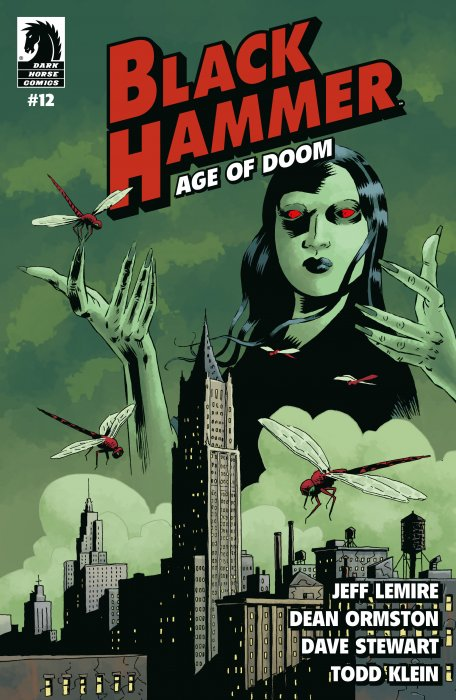 Black Hammer - Age of Doom #12