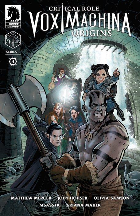 Critical Role - Vox Machina Origins (Series II) #3