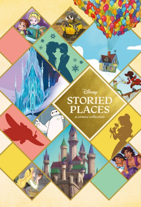 Disney Storied Places #1 - GN