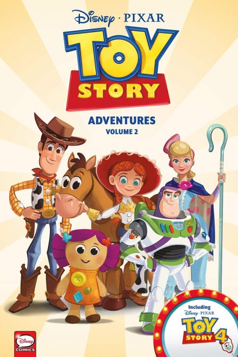 Toy Story Adventures Vol.2
