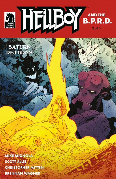 Hellboy and the B.P.R.D. - Saturn Returns #2