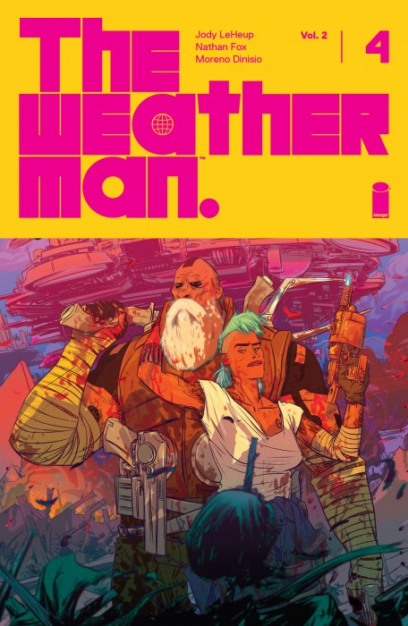 The Weatherman Vol.2 #4