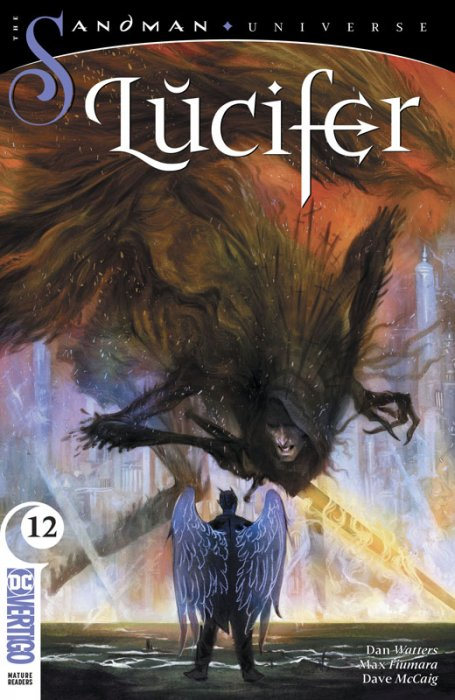 Lucifer Vol.3 #12