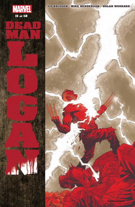 Dead Man Logan #11