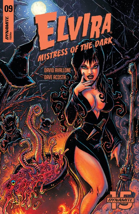 Elvira - Mistress of the Dark #9