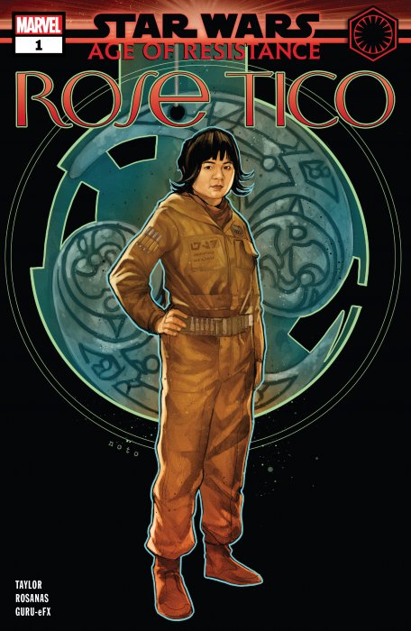 Star Wars - Age Of Resistance - Rose Tico #1
