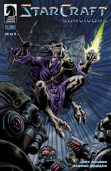 StarCraft - Survivors #3