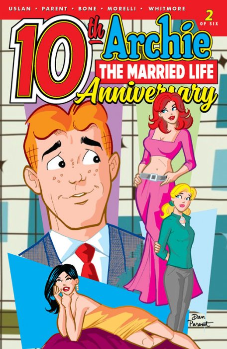 Archie - The Married Life - 10th Anniversary #2