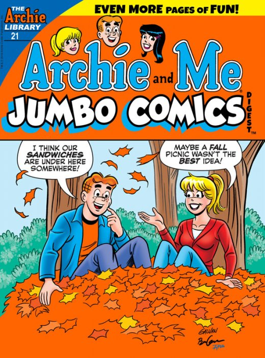 Archie and Me Comics Digest #21