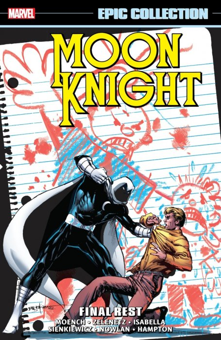 Moon Knight Epic Collection Vol.3 - Final Rest