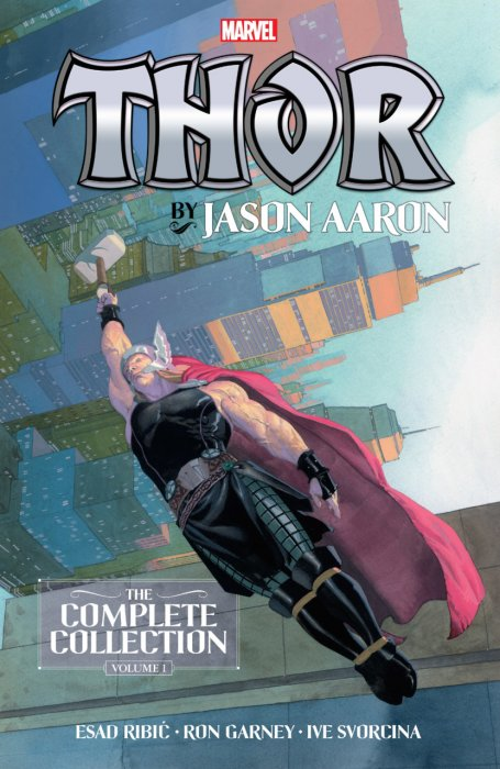 Thor by Jason Aaron - The Complete Collection Vol.1