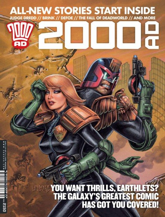 2000AD #2150