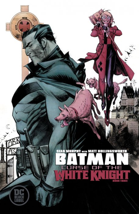 Batman - Curse Of The White Knight #3