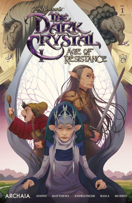 Jim Henson's Dark Crystal - Age Of Resistance #1