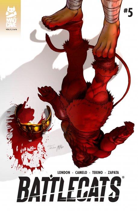 Battlecats Vol.2 #5