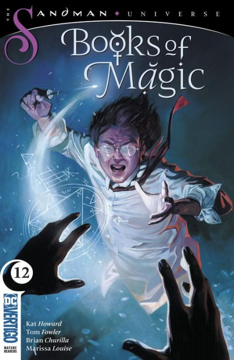 Books of Magic #12