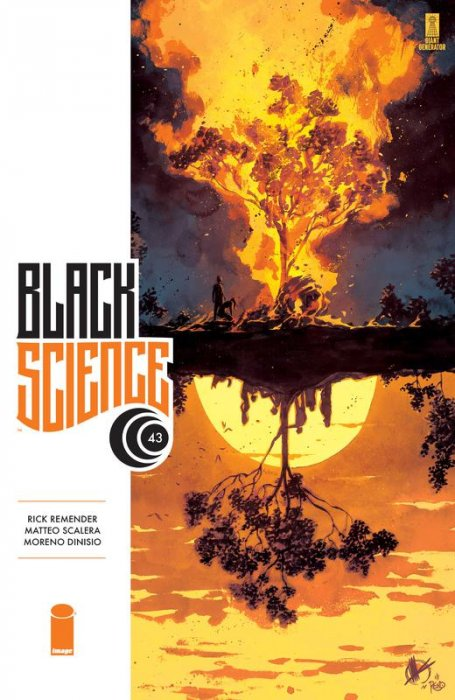 Black Science #43