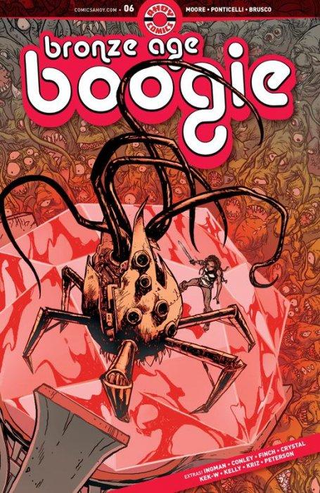 Bronze Age Boogie #6