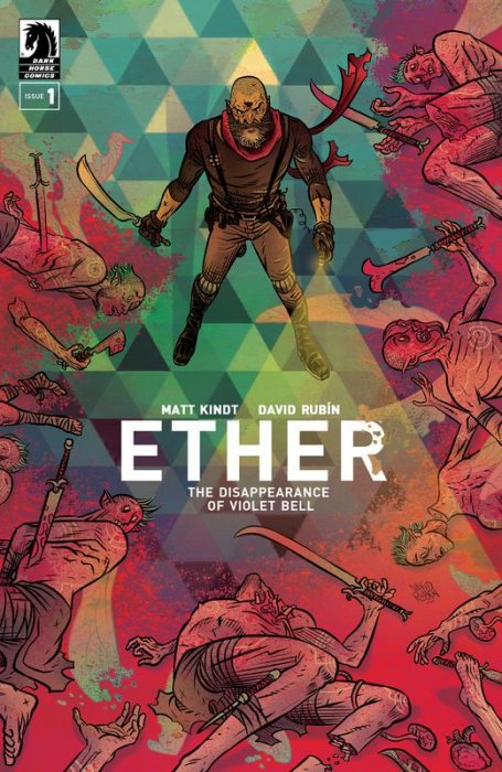 Ether - The Disappearance of Violet Bell #1