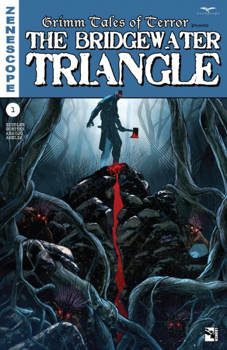 Grimm Tales of Terror presents the Bridgewater Triangle #1
