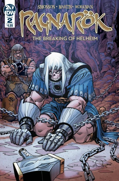 Ragnarök - The Breaking of Helheim #2