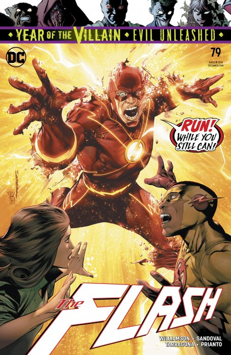 The Flash #79