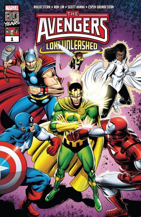 Avengers - Loki Unleashed #1