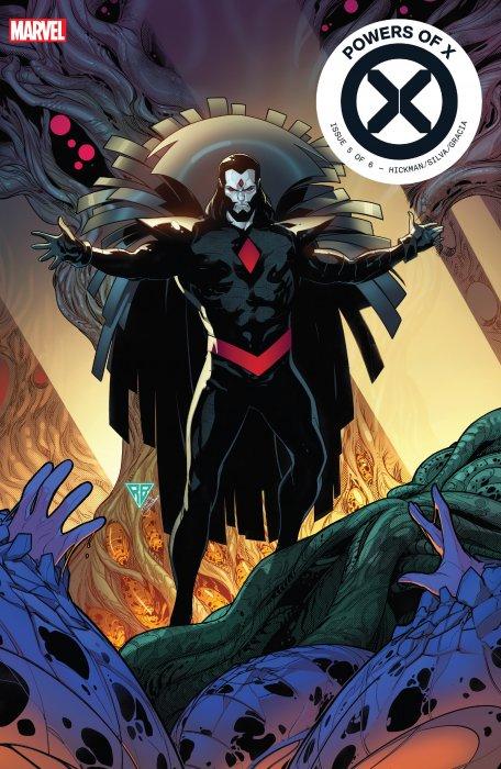 Powers of X #5