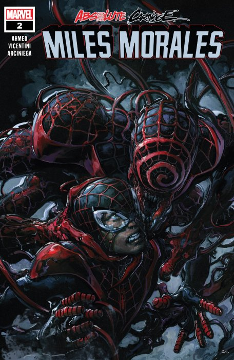 Absolute Carnage - Miles Morales #2