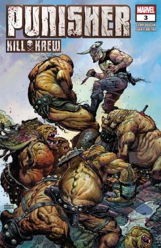 Punisher Kill Krew #3