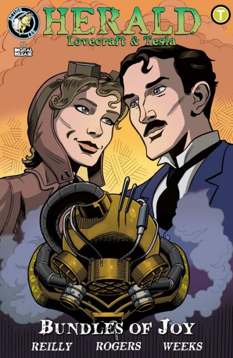 Herald - Lovecraft and Tesla #11