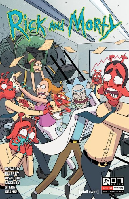 Rick and Morty #54