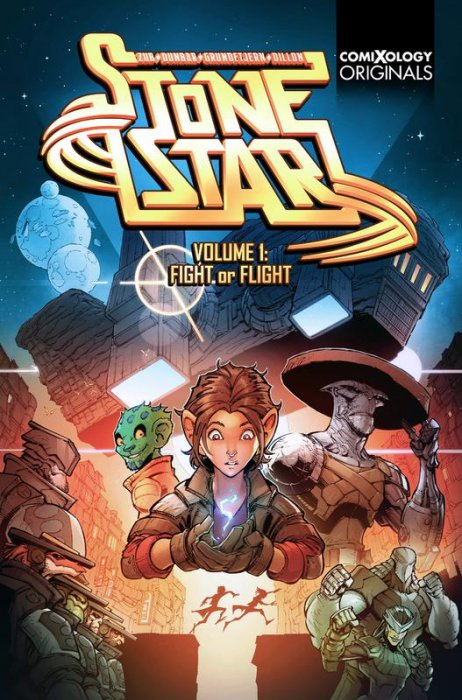 Stone Star Vol.1 - Fight of Flight