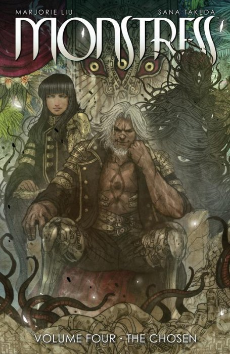 Monstress Vol.4 - The Chosen