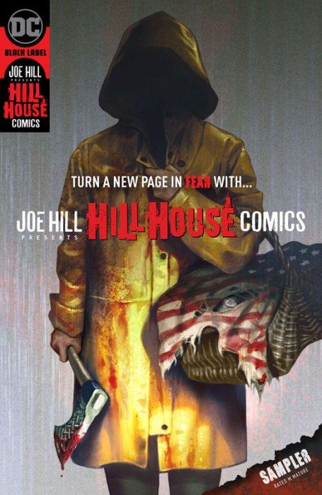 Hill House Sampler #1