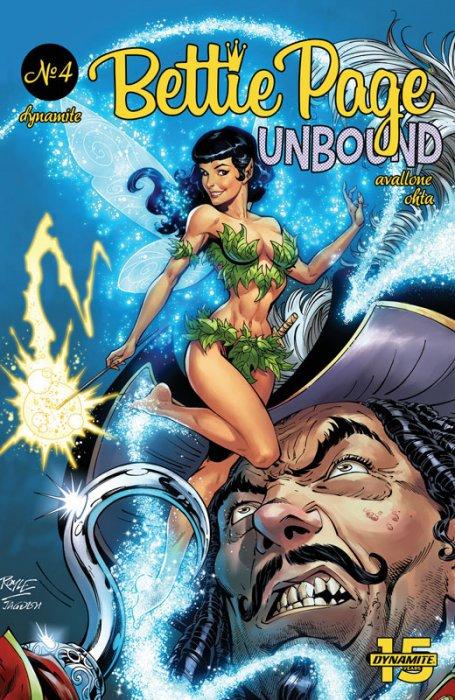 Bettie Page - Unbound #4