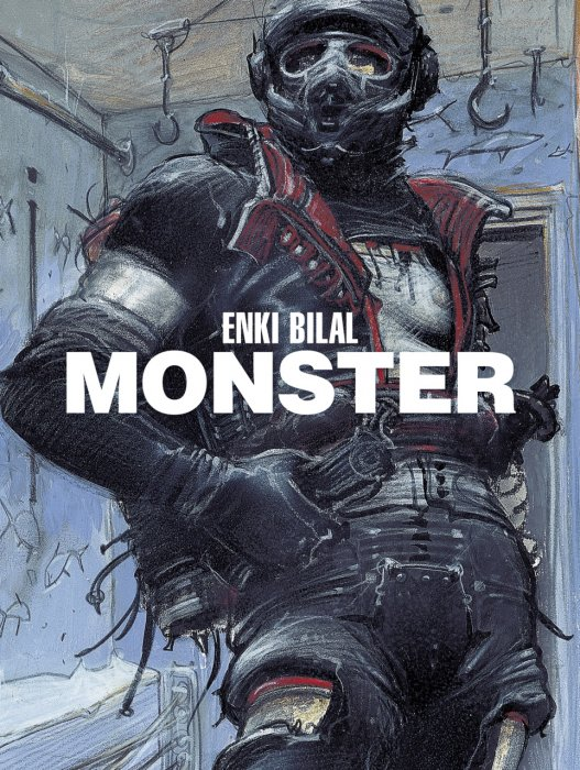 Bilal's Monster #1 - HC
